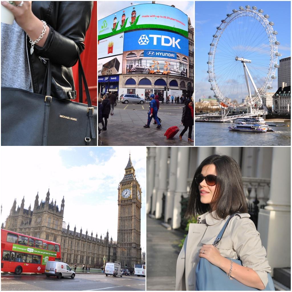 styczeń londyn