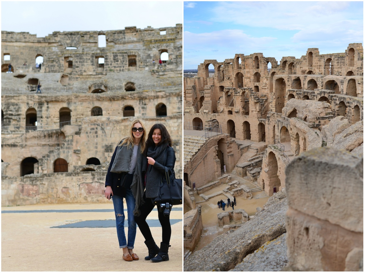 tunezja amfiteatr
