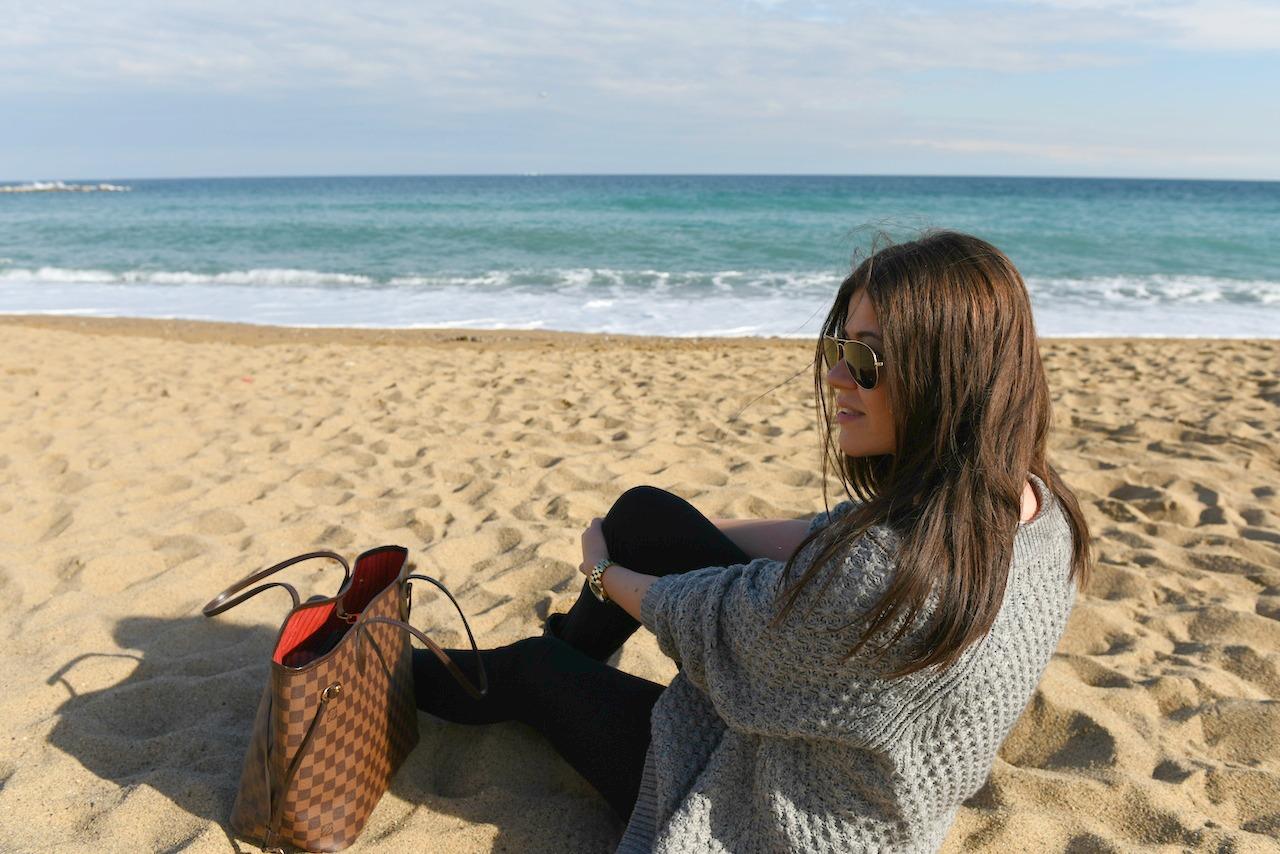 Barcelona plaża zdjęcia