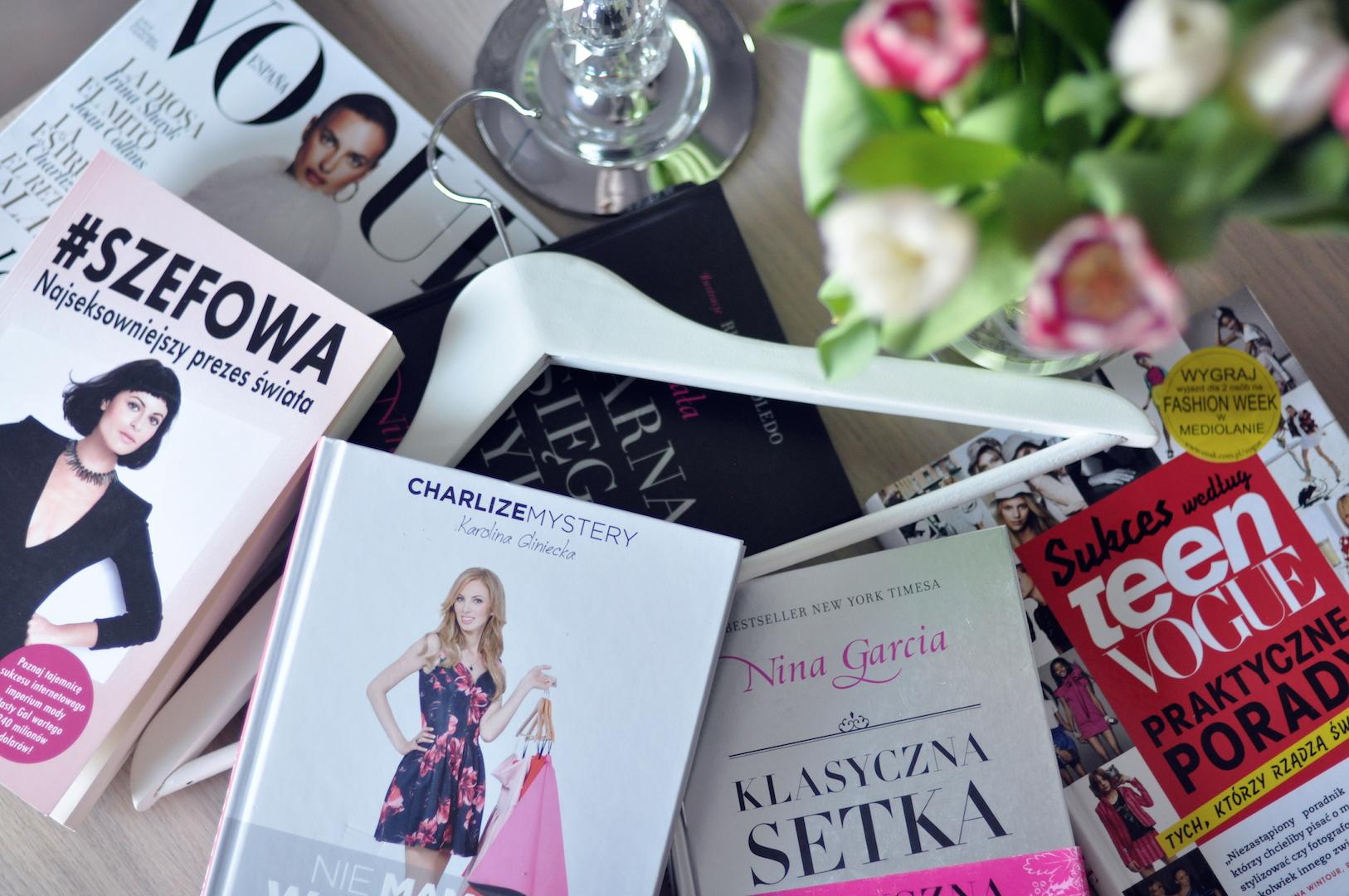 książki o modzie recenzje