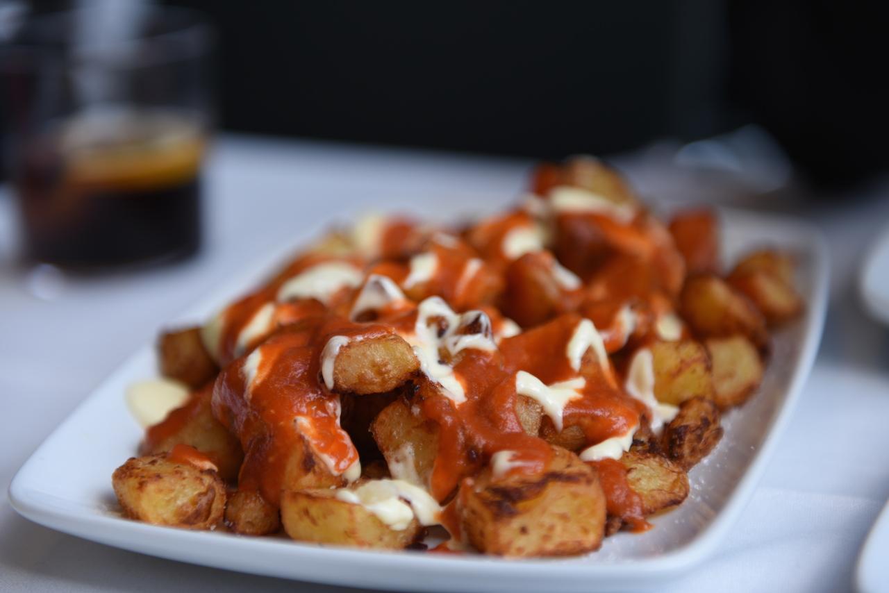 patatas bravas przystawka