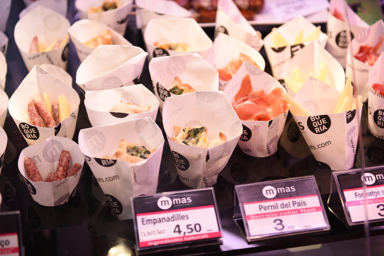 street food la rambla