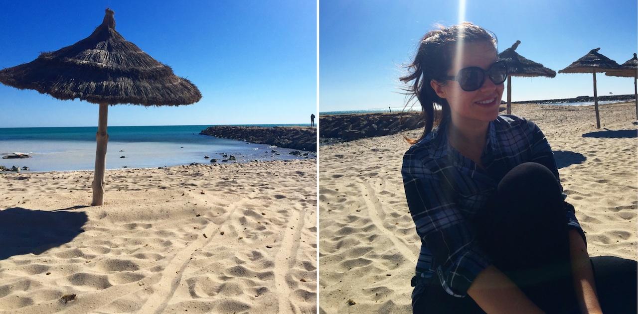 tunezja plaże
