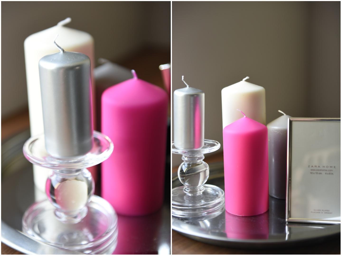 świeczki ikea