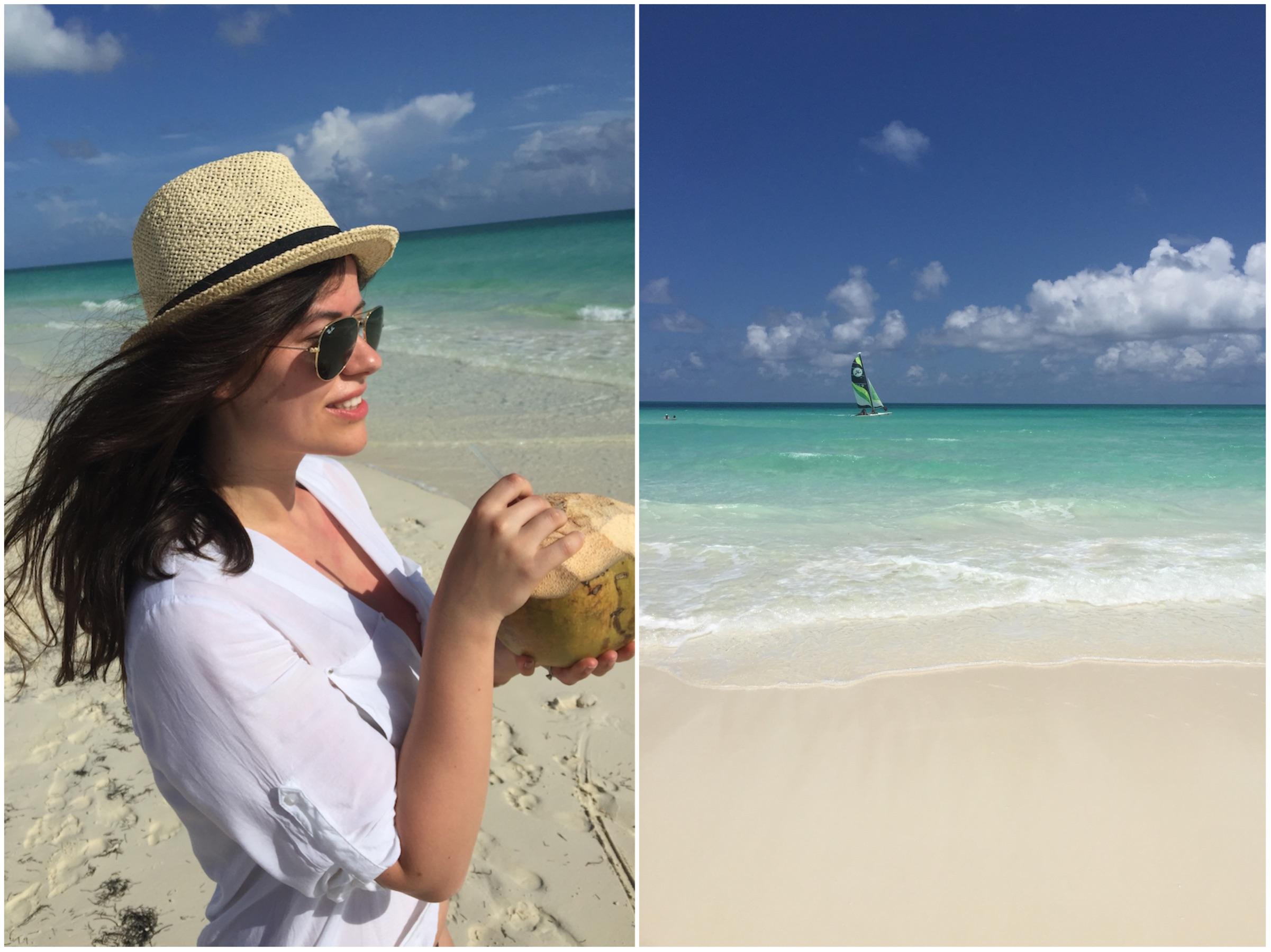fashionelka plaża kuba