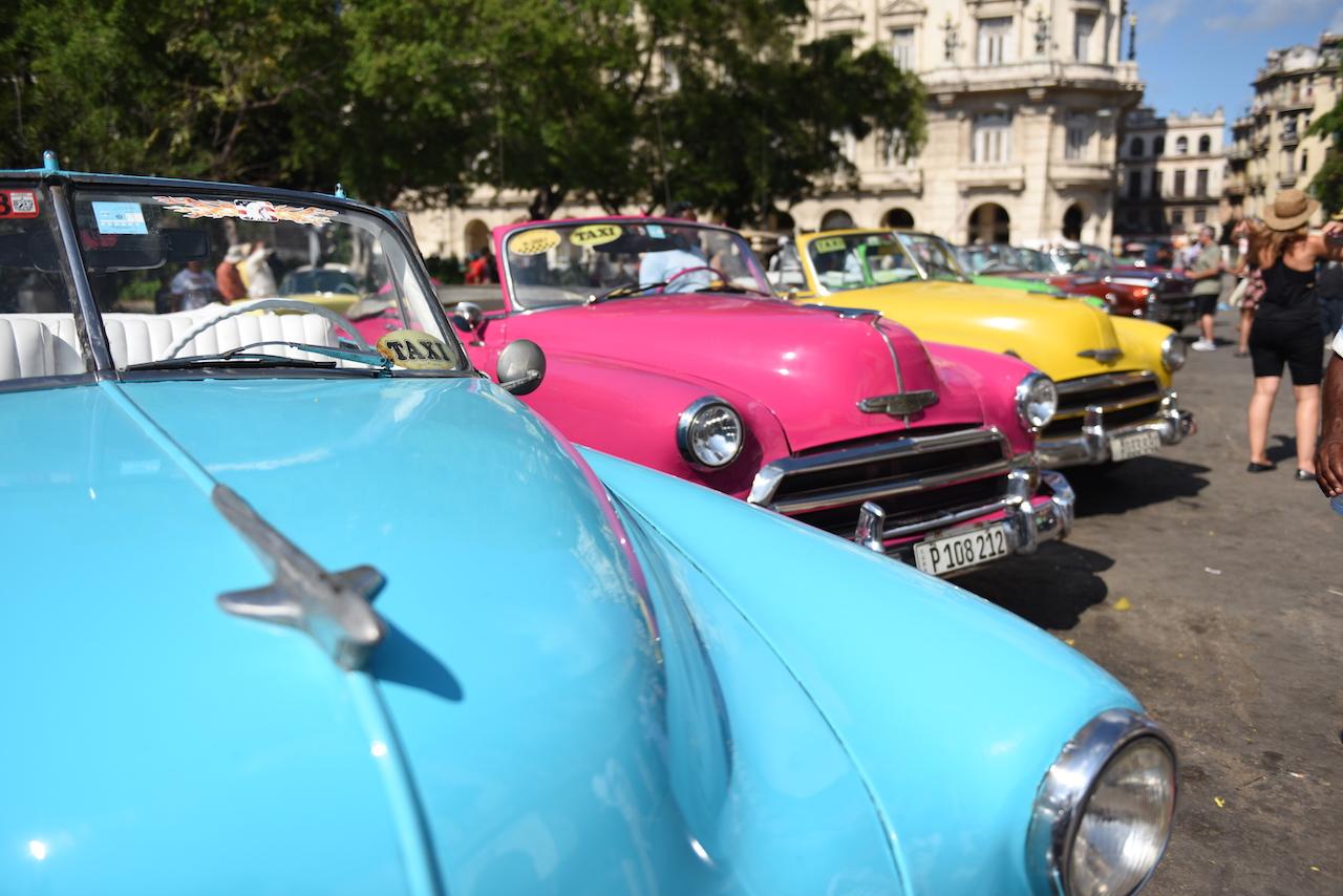 hawana stare samochody