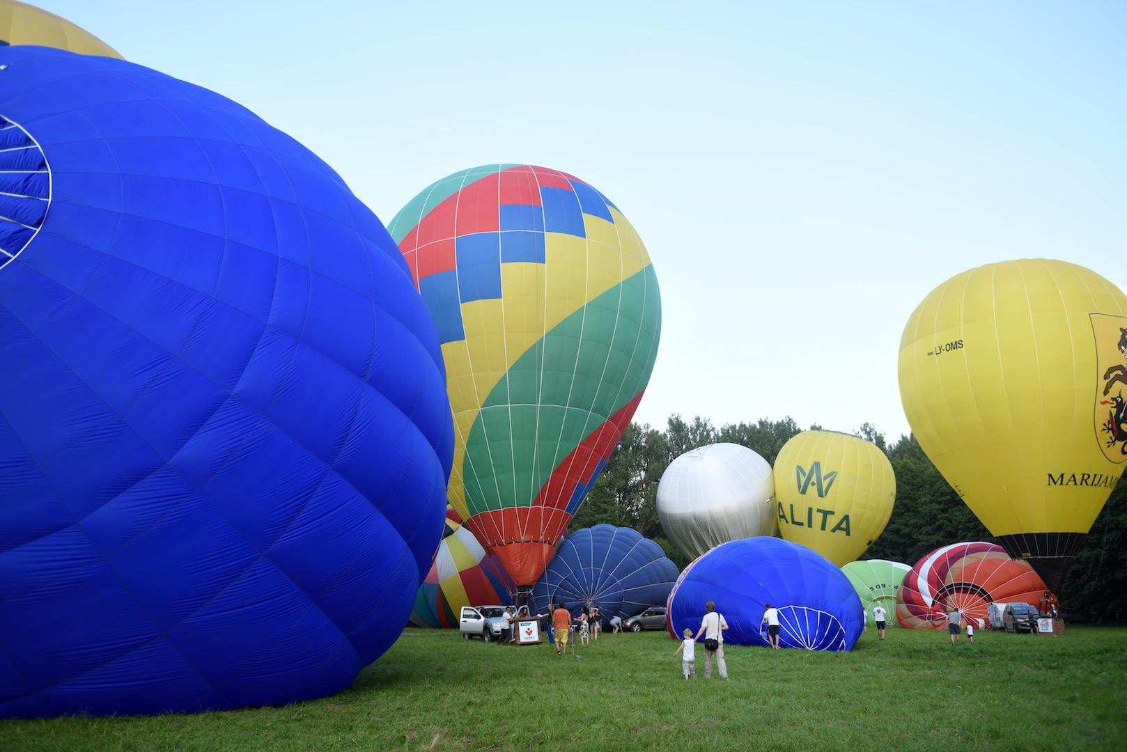 balony nałęczów
