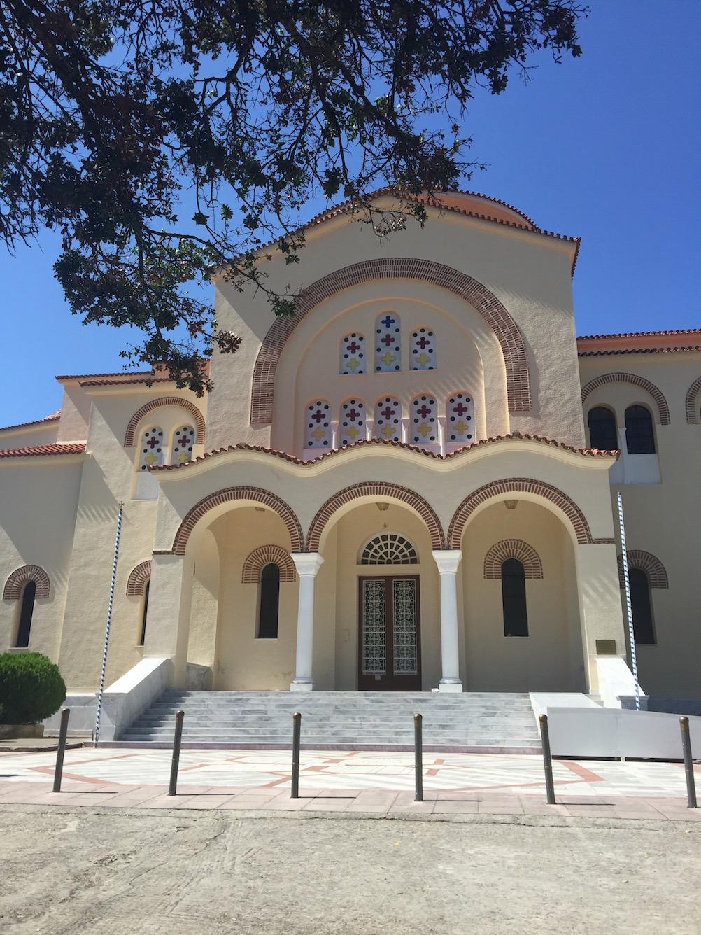 bazylika sw Gerasimosa