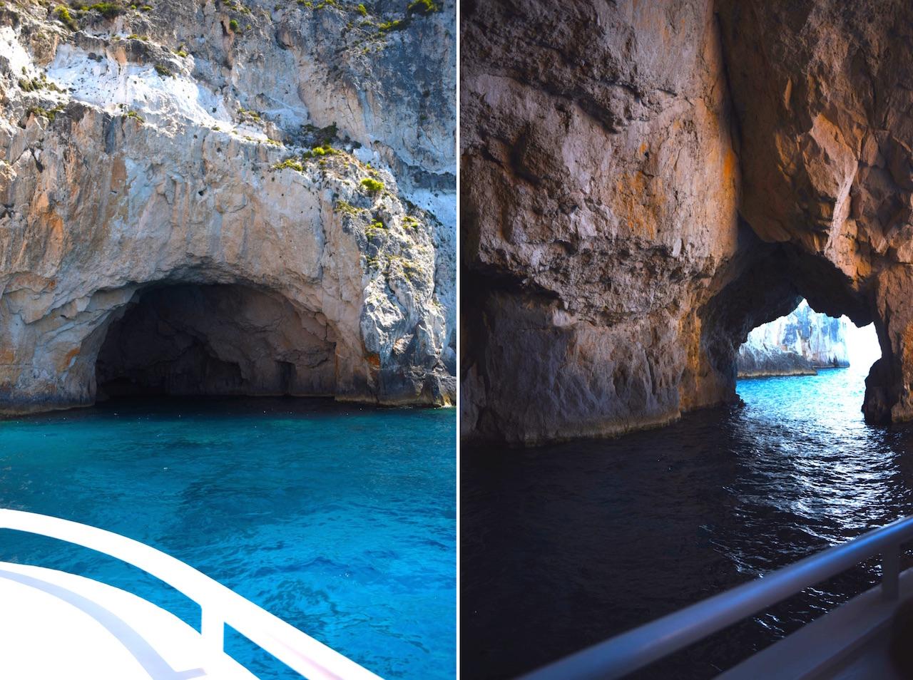 błękitne jaskinie Z
