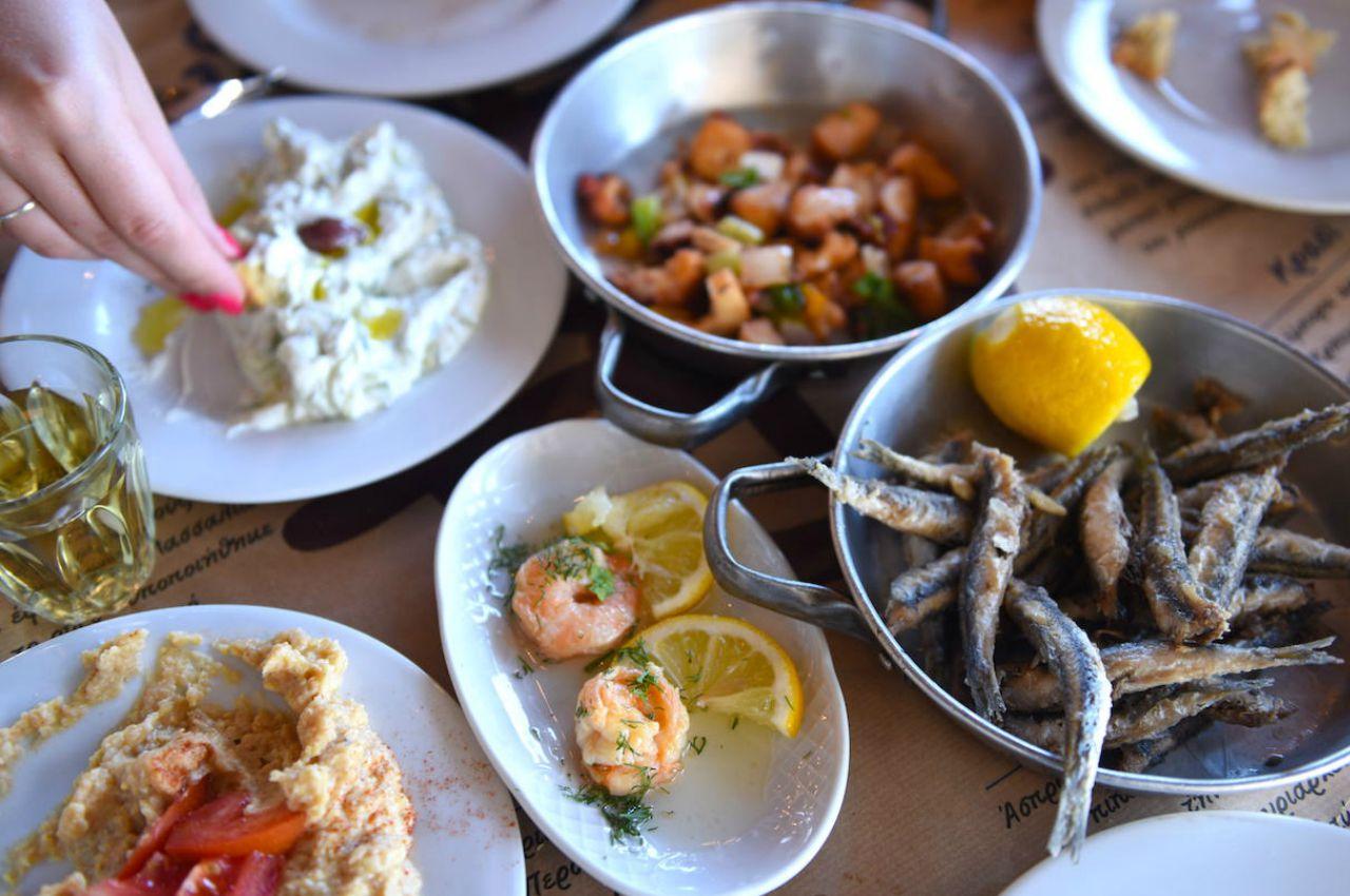 kuchnia grecka przysmaki