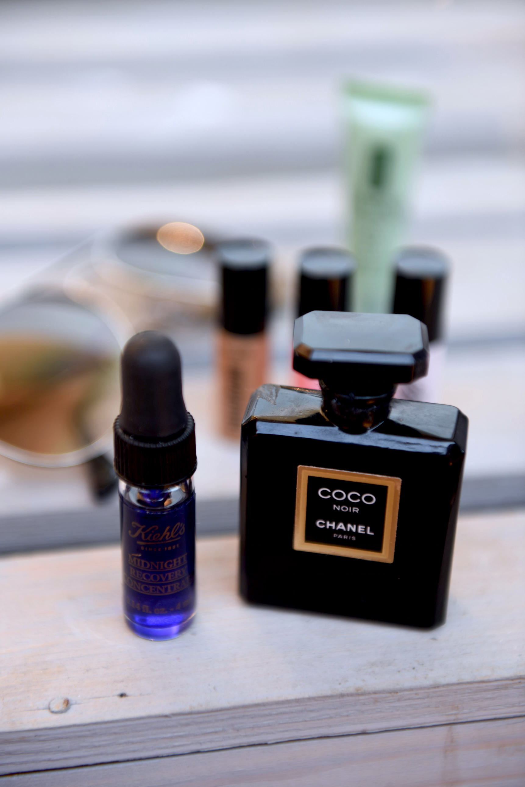 miniatury kosmetyków