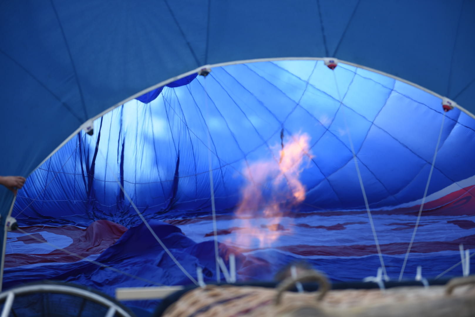 stawianie balonu