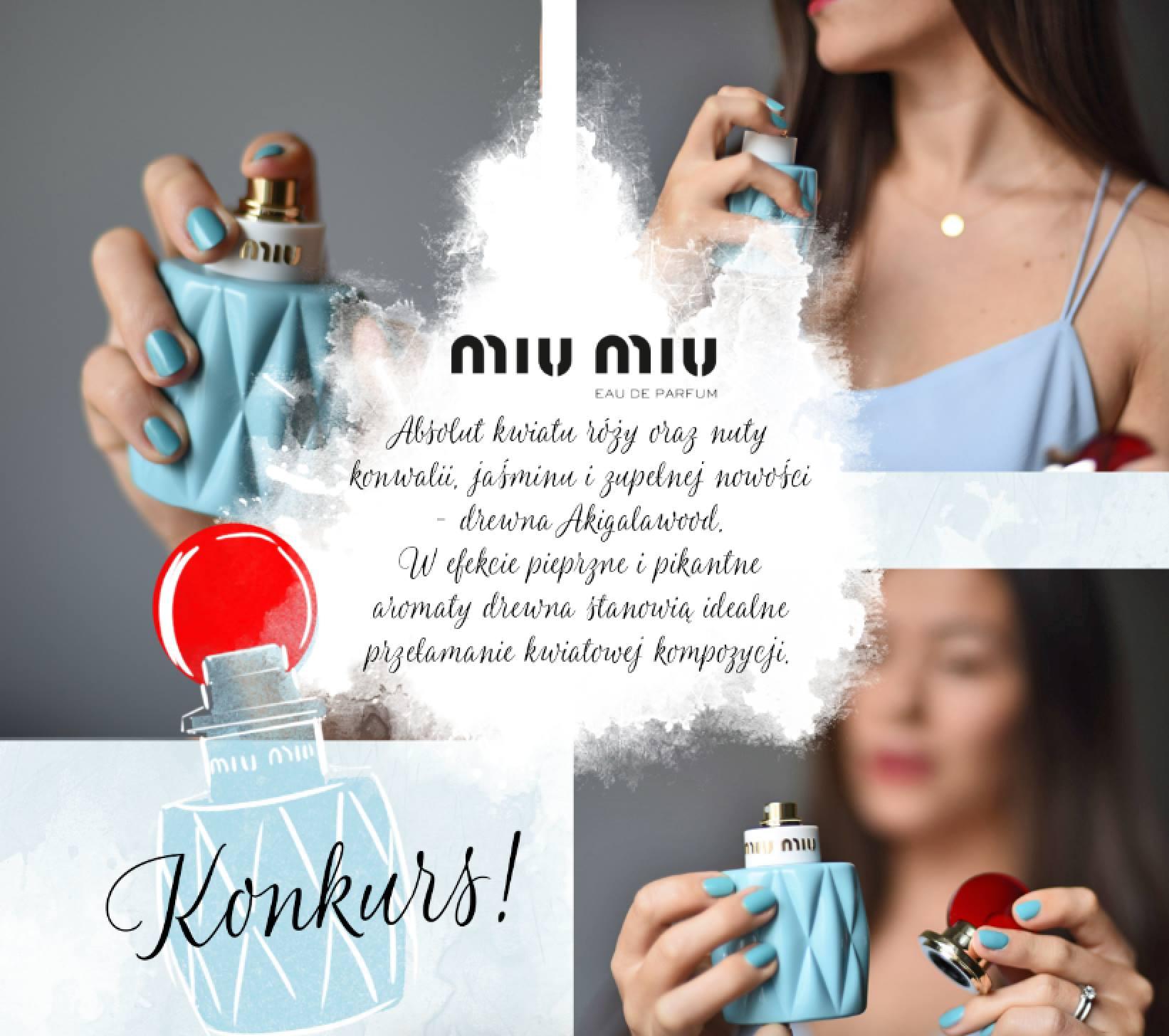 perfumy miu miu