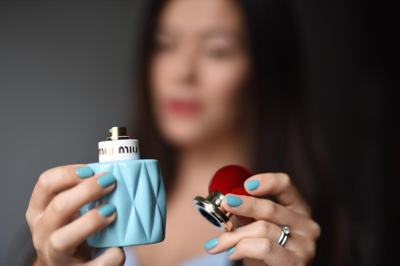 pierwsze perfumy miu miu