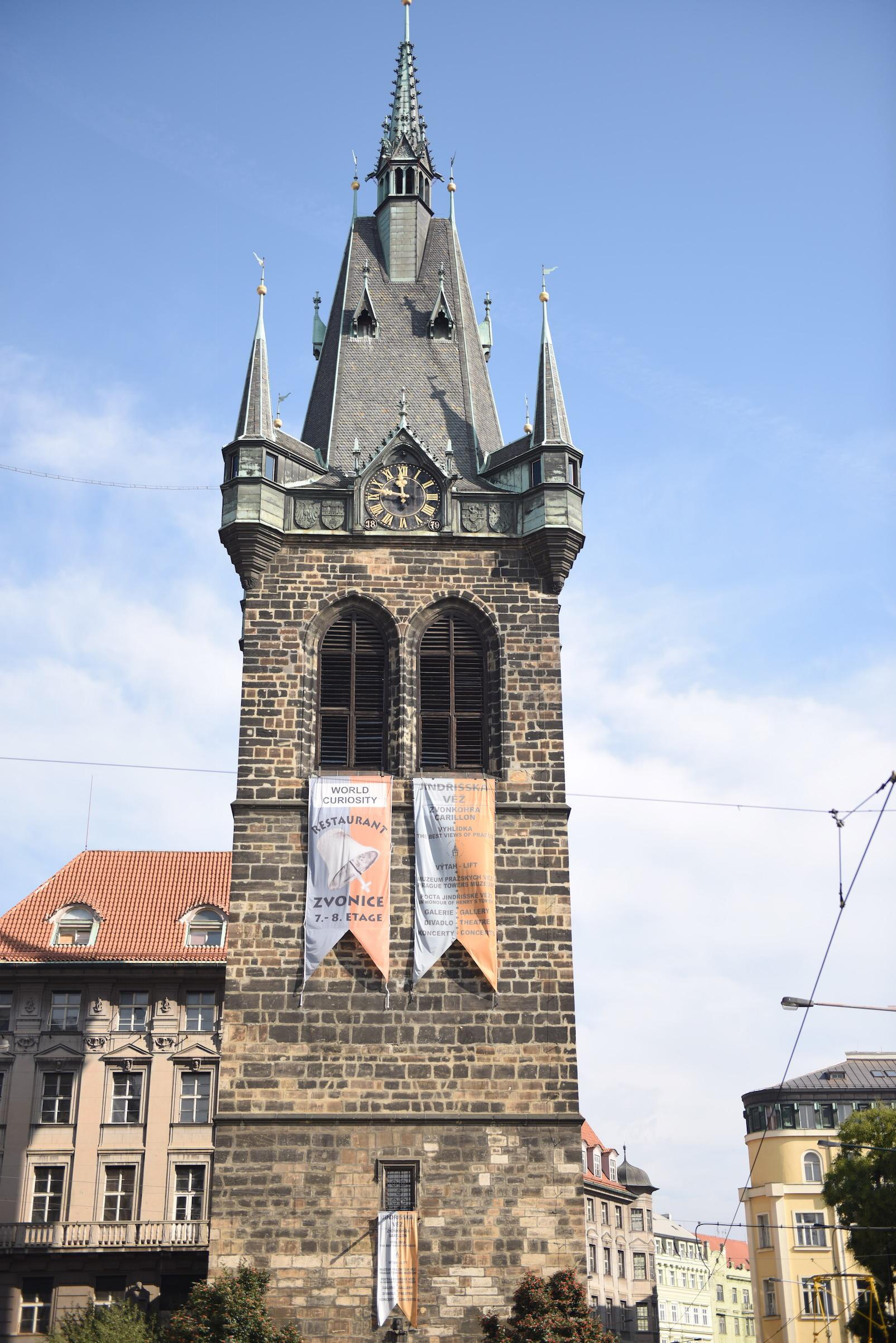 wieża henryka