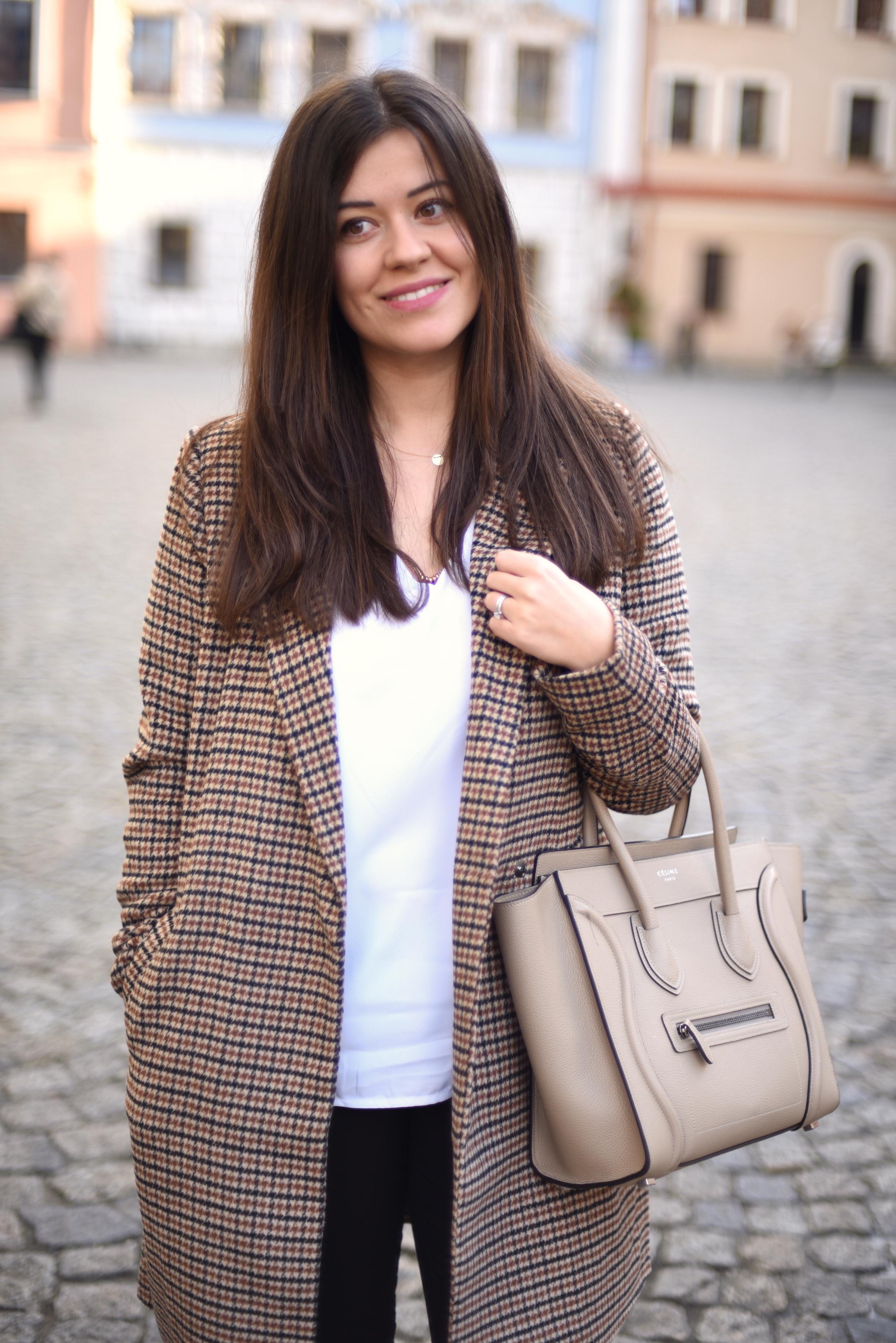 fashionelka płaszcz