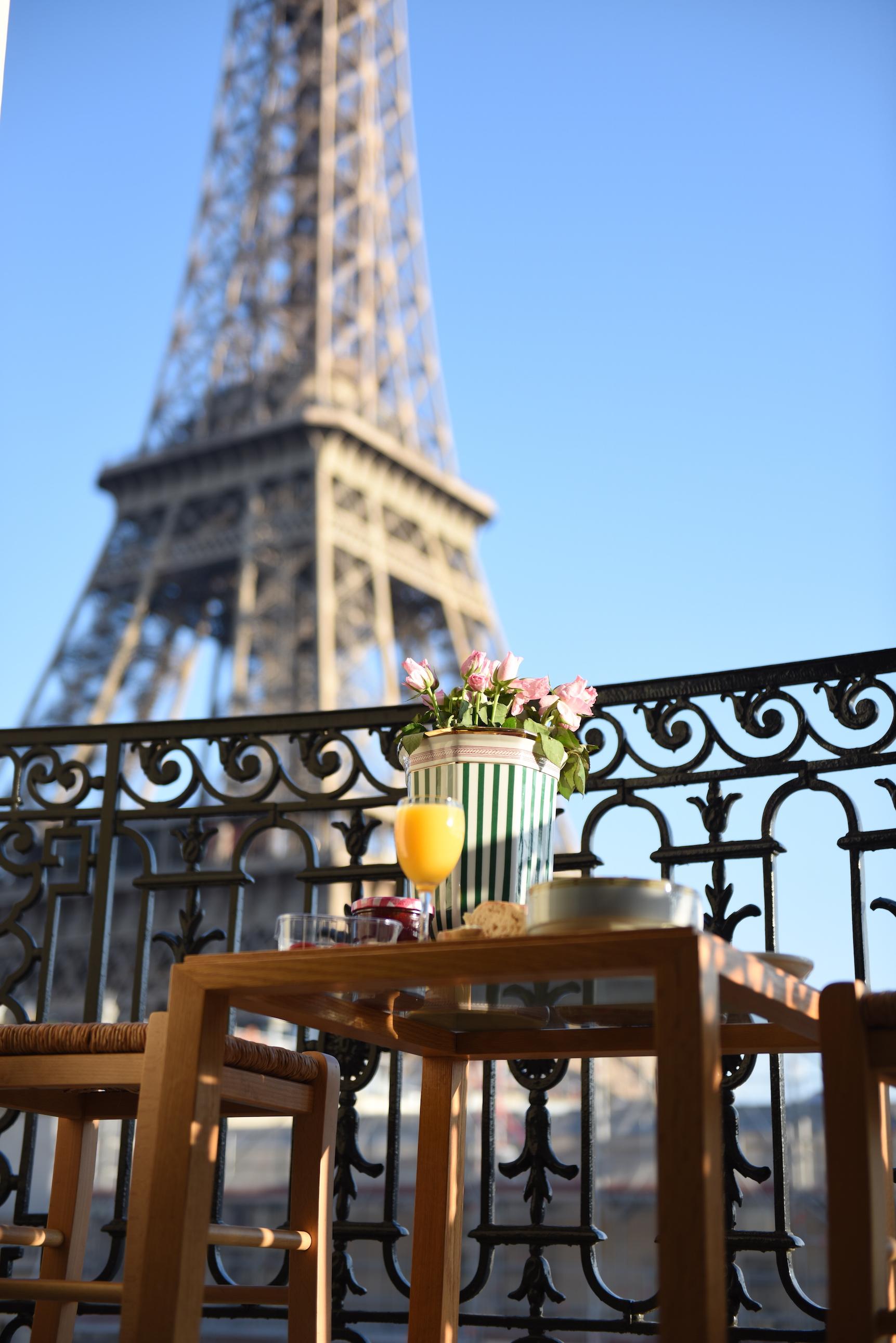śniadanie paryż