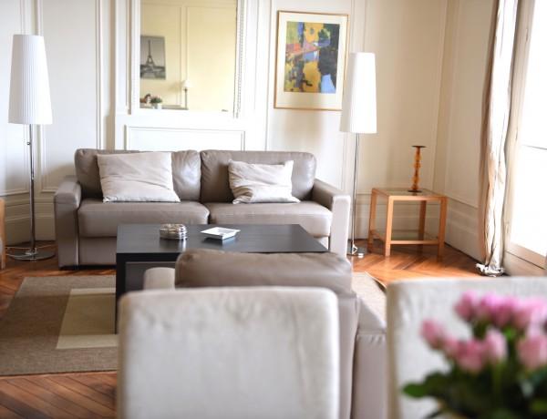 paryż apartament