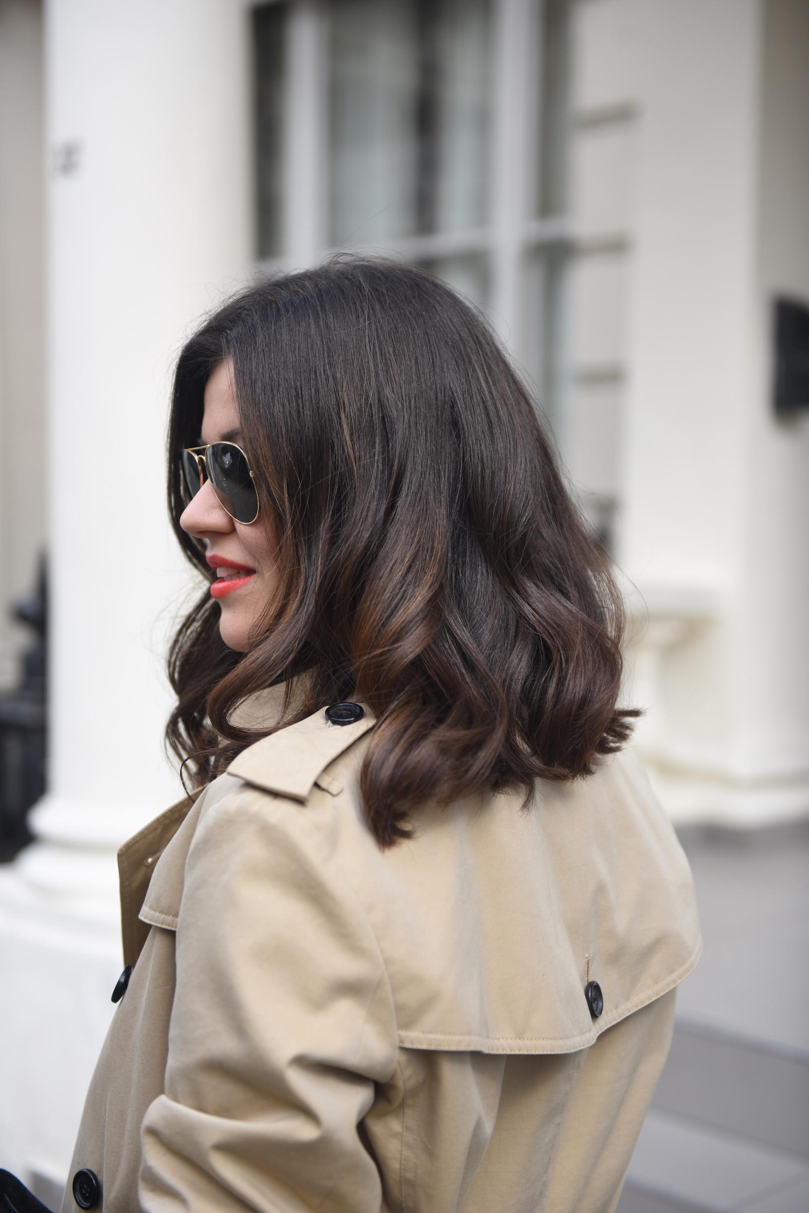 fashionelka włosy fryzura