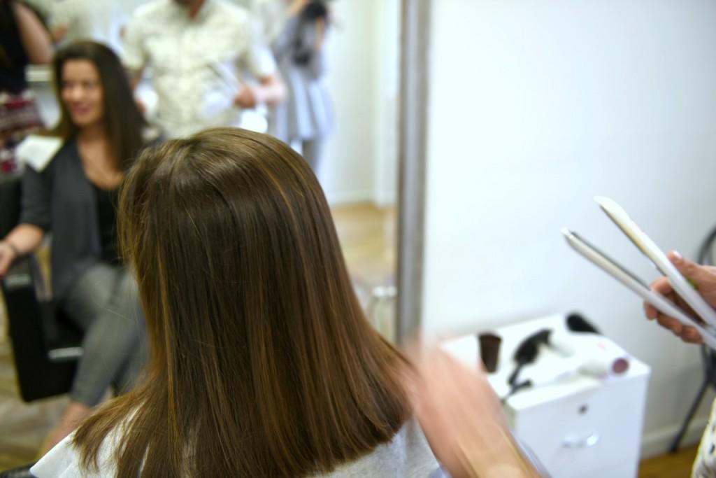włosy po zabiegug