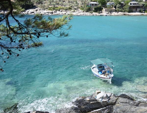 aliki plaża thassos