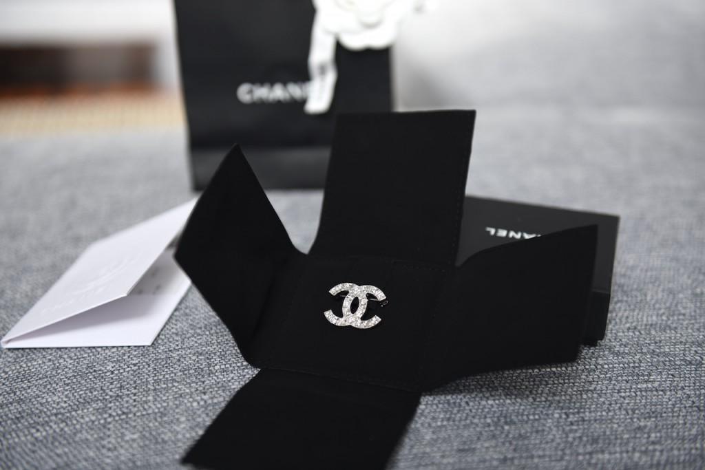 Nowy Zakup Broszka Chanel