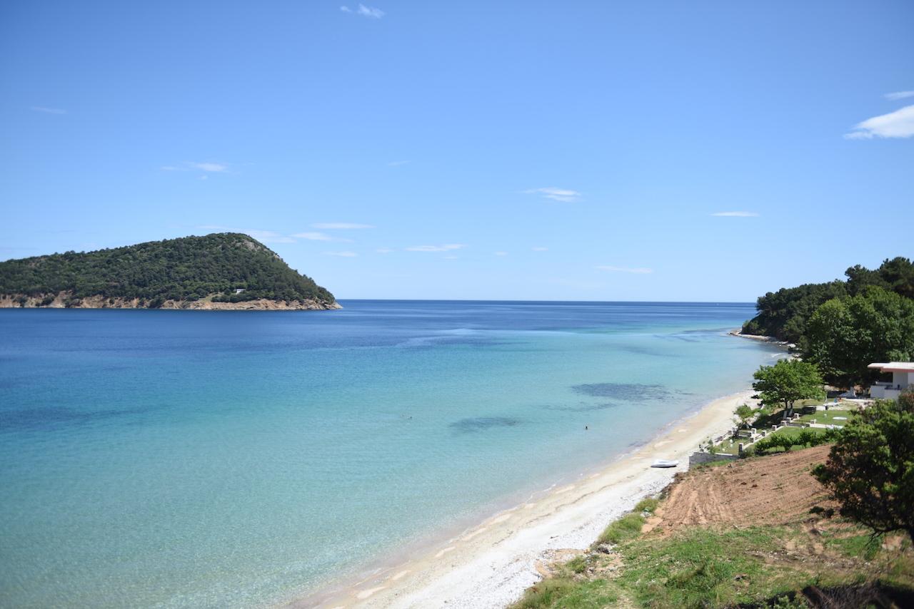 plaża thassos