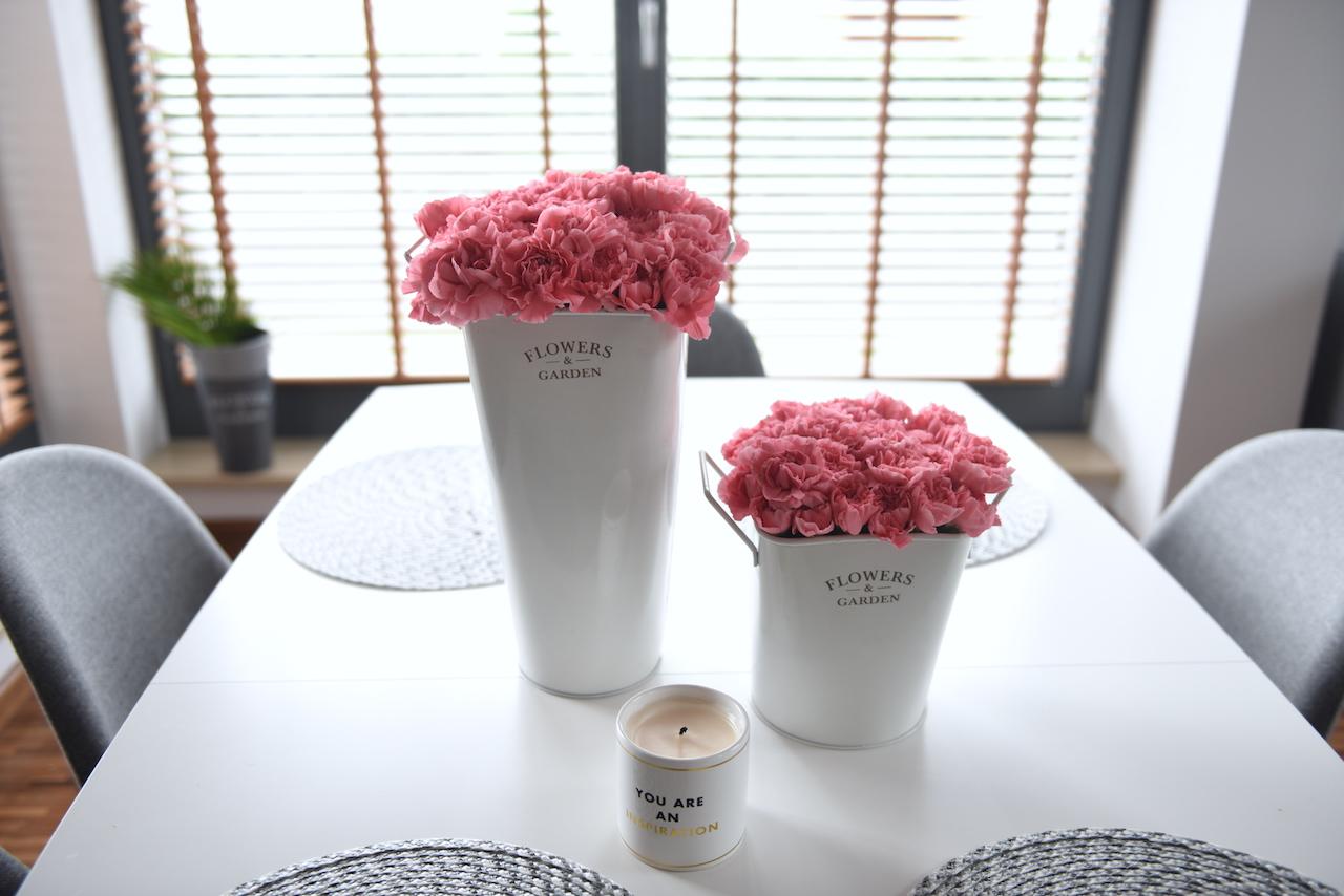 kwiaty świeże