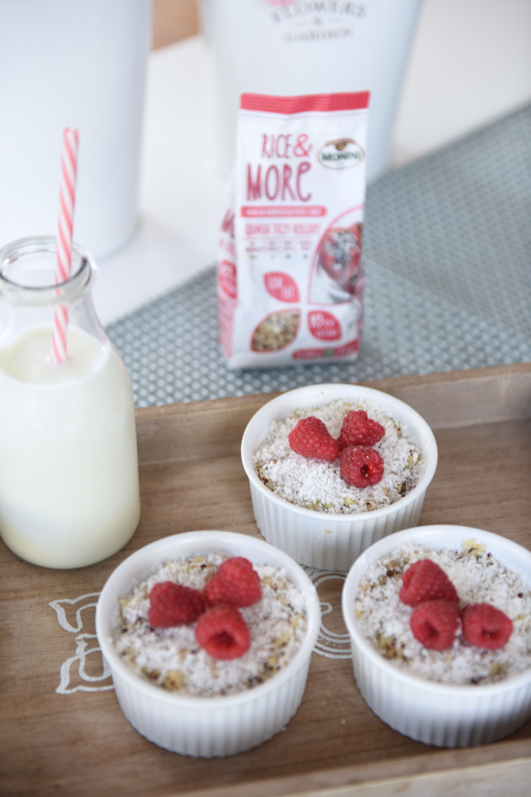 quinoa rice and more