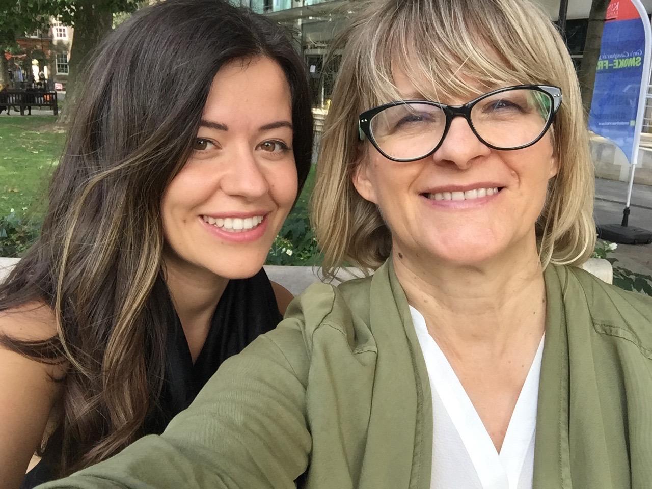 ja i mama