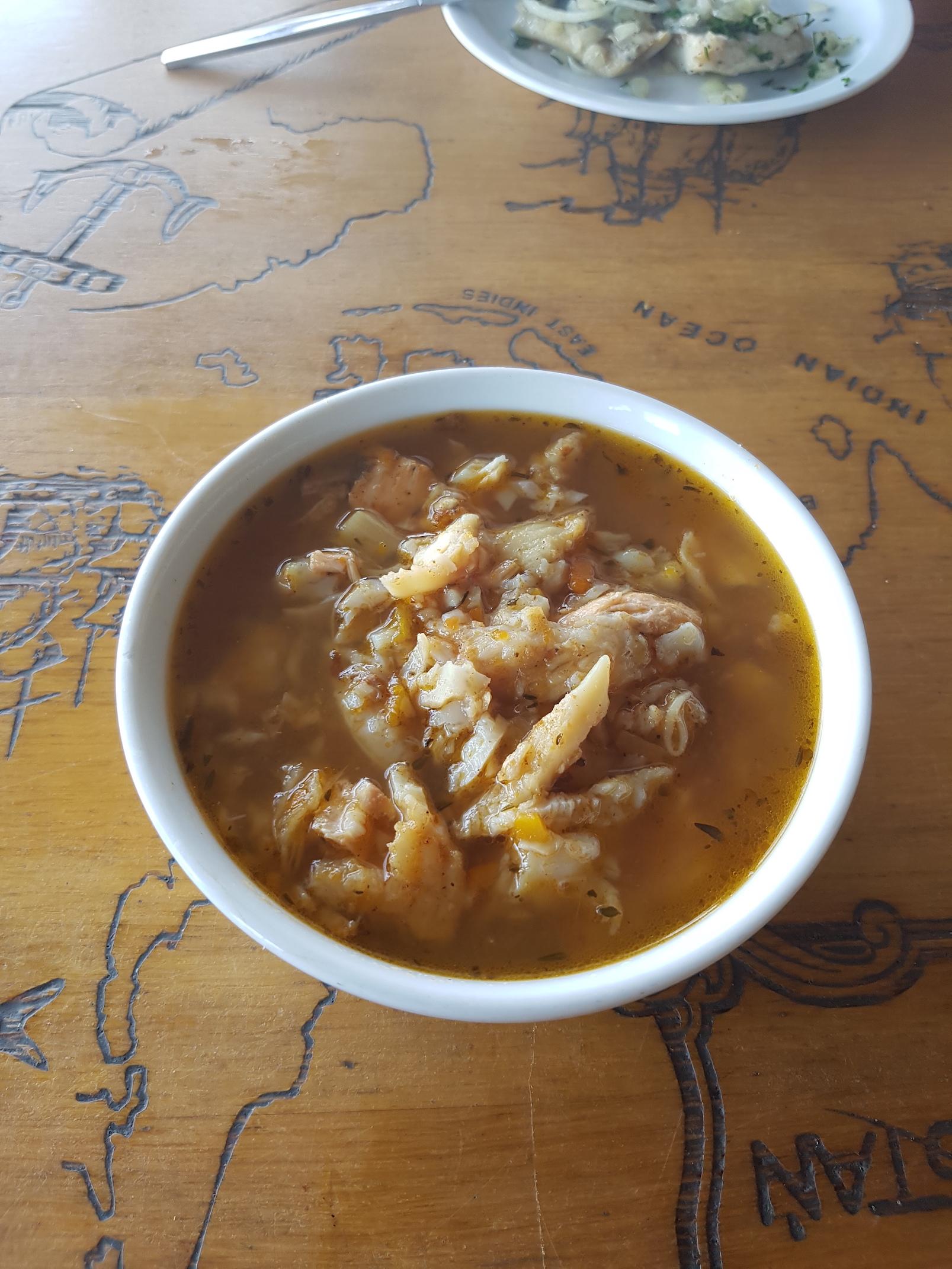 Kultowa zupa rybaka