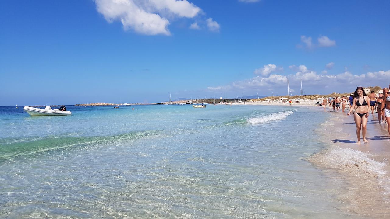 formentera plaża