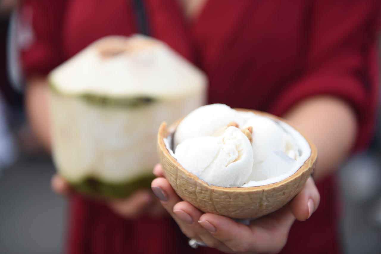 lody kokosowe, najlepsze na świecie!