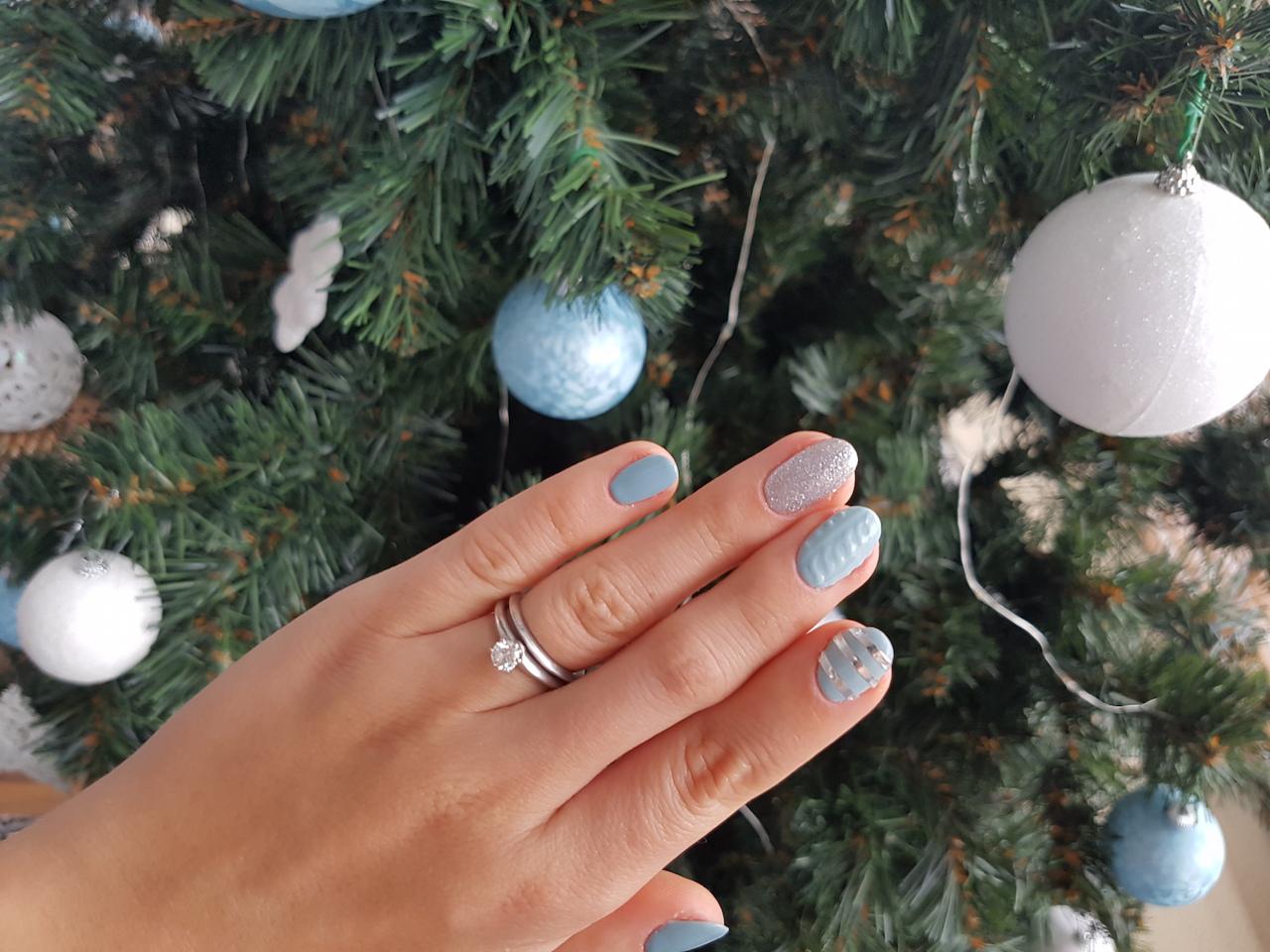 świąteczne Zdobienie Paznokci Fashionelkapl Blog