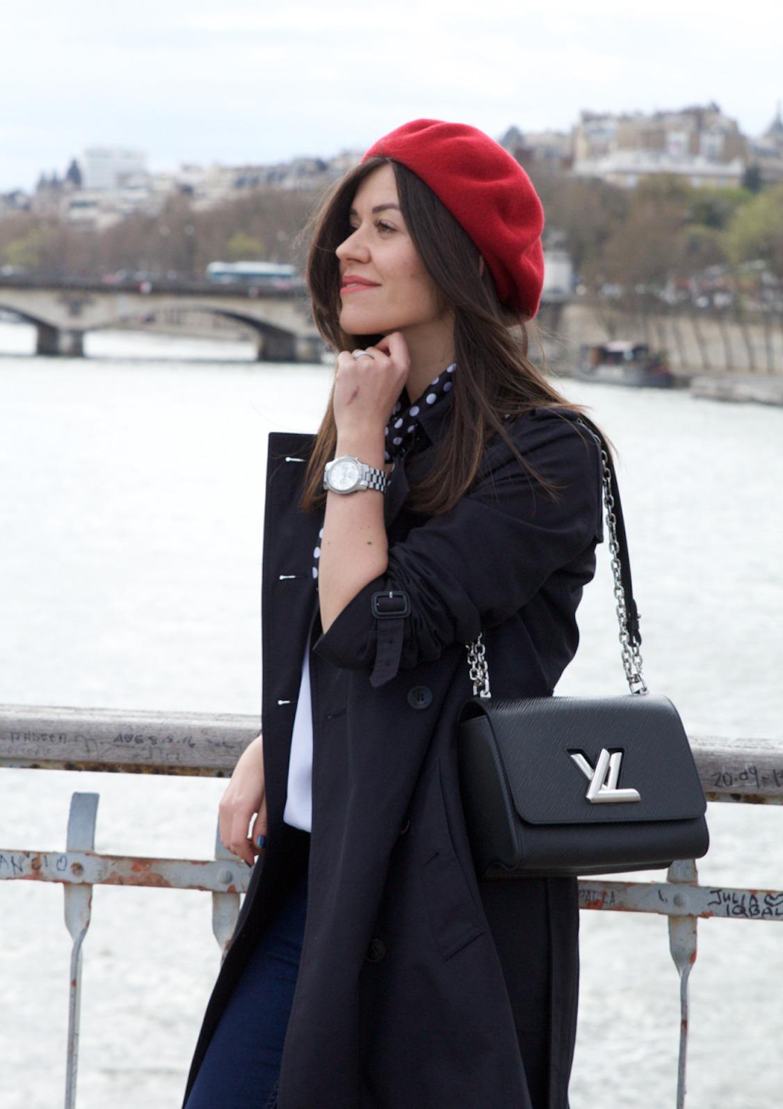 fashionelka stylizacja paryż