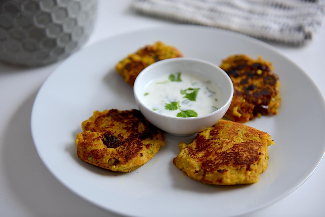 indyjskie kotlety z ziemniaków