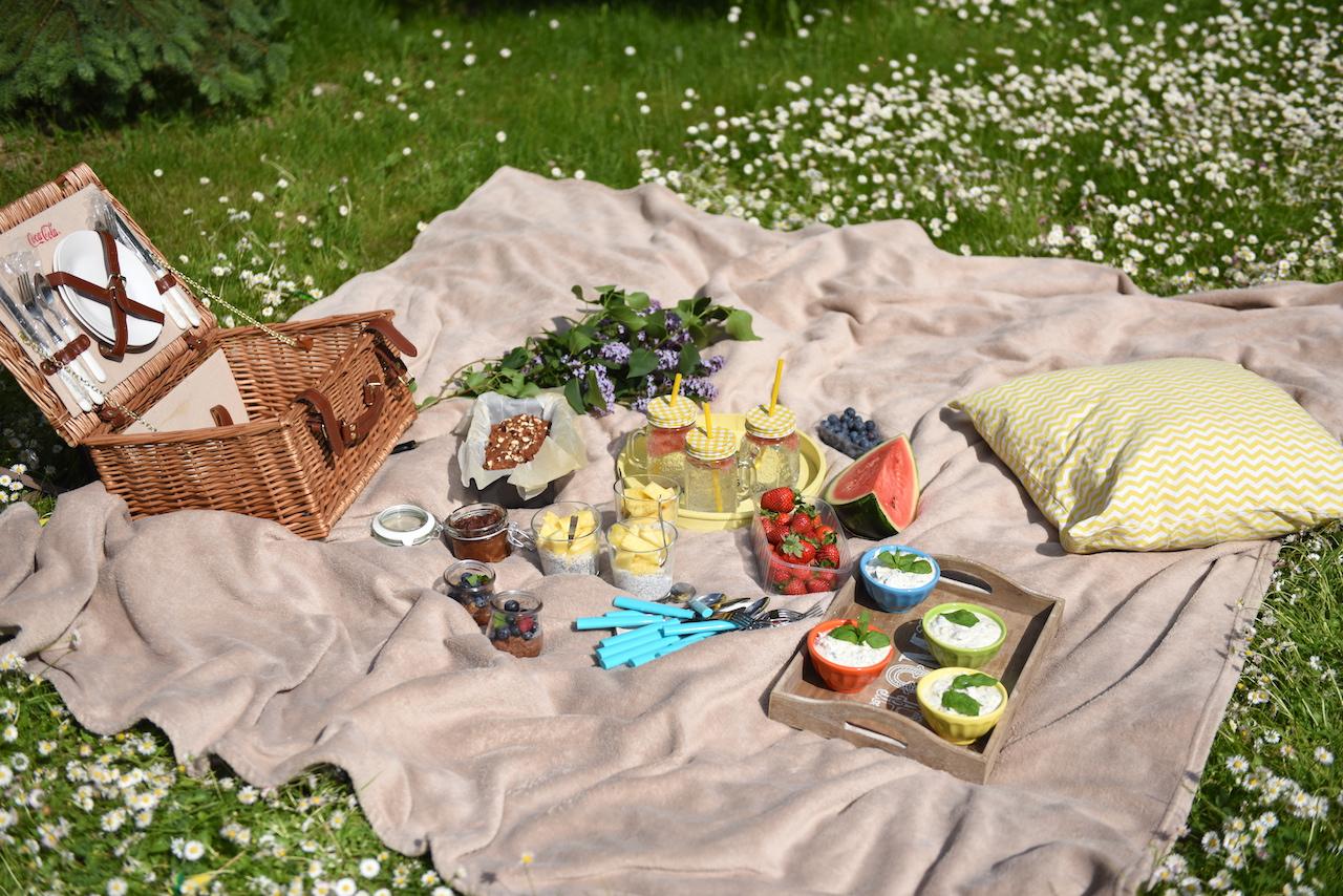 piknik ogród