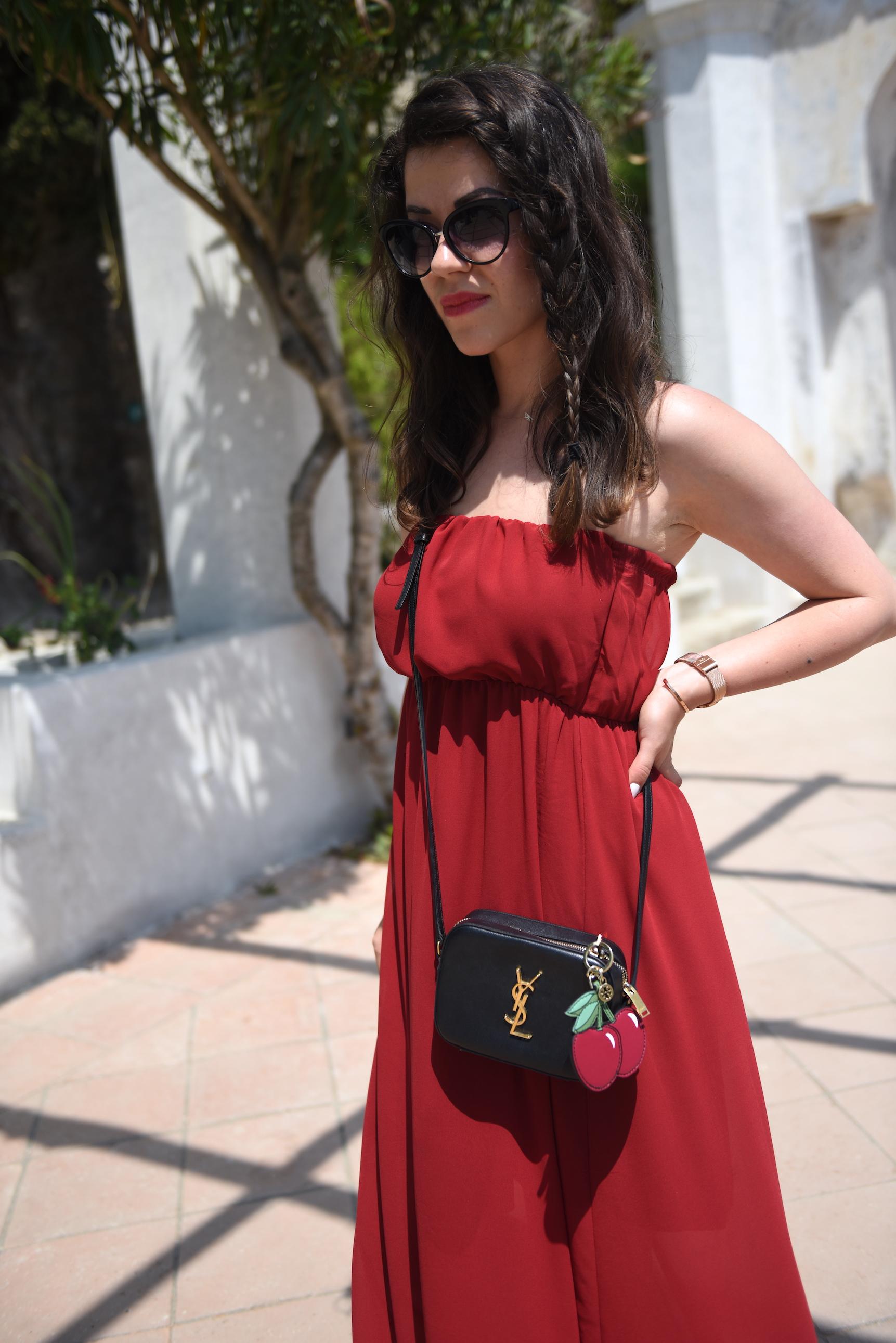 sukienka rzymska
