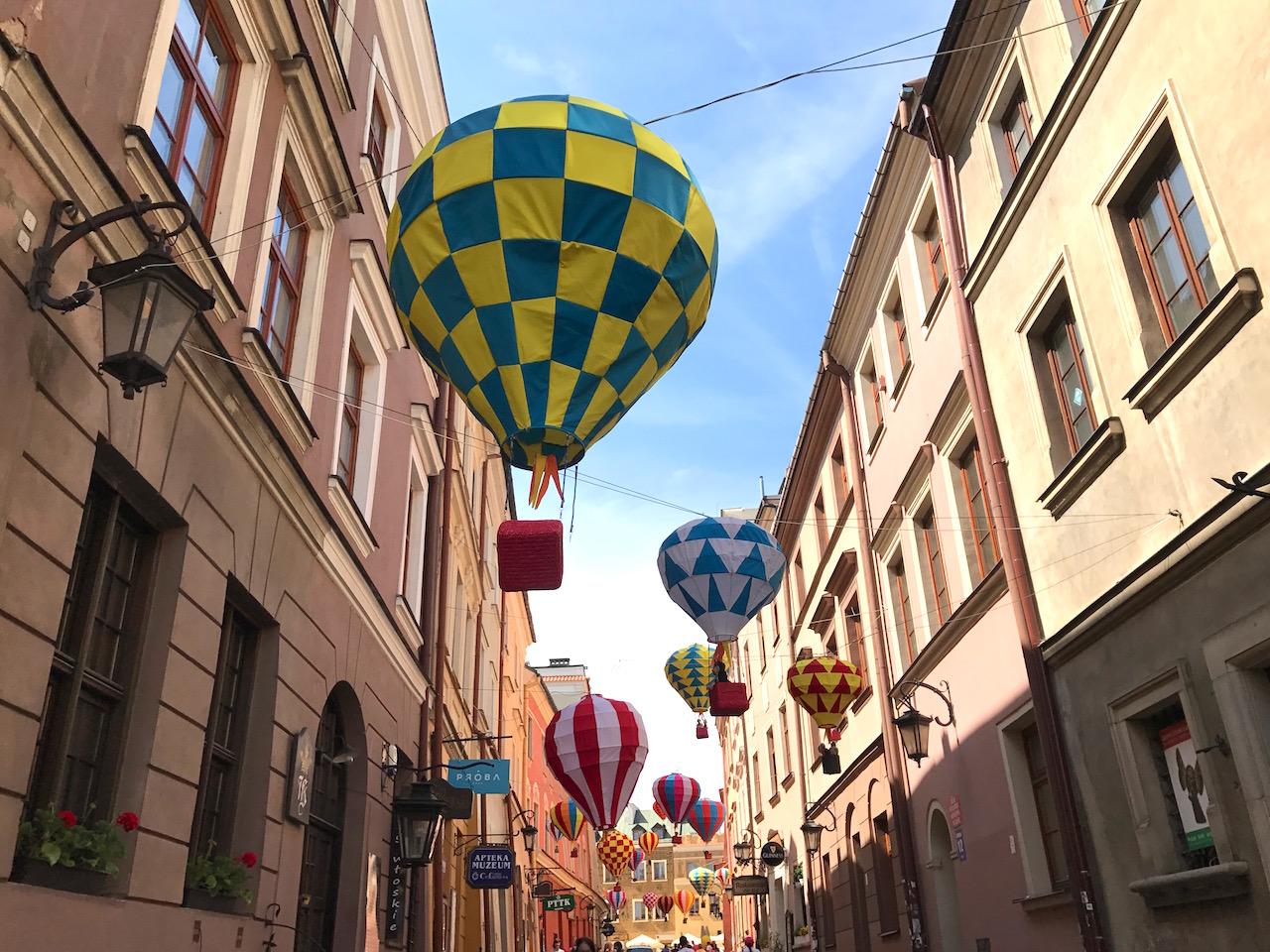 balony lublin noc kultury
