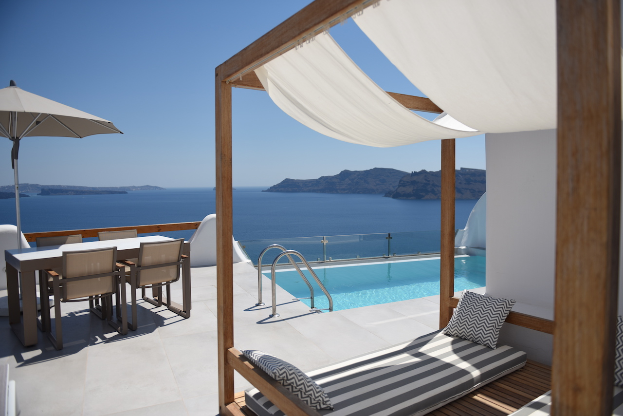 elite suites santorini photos