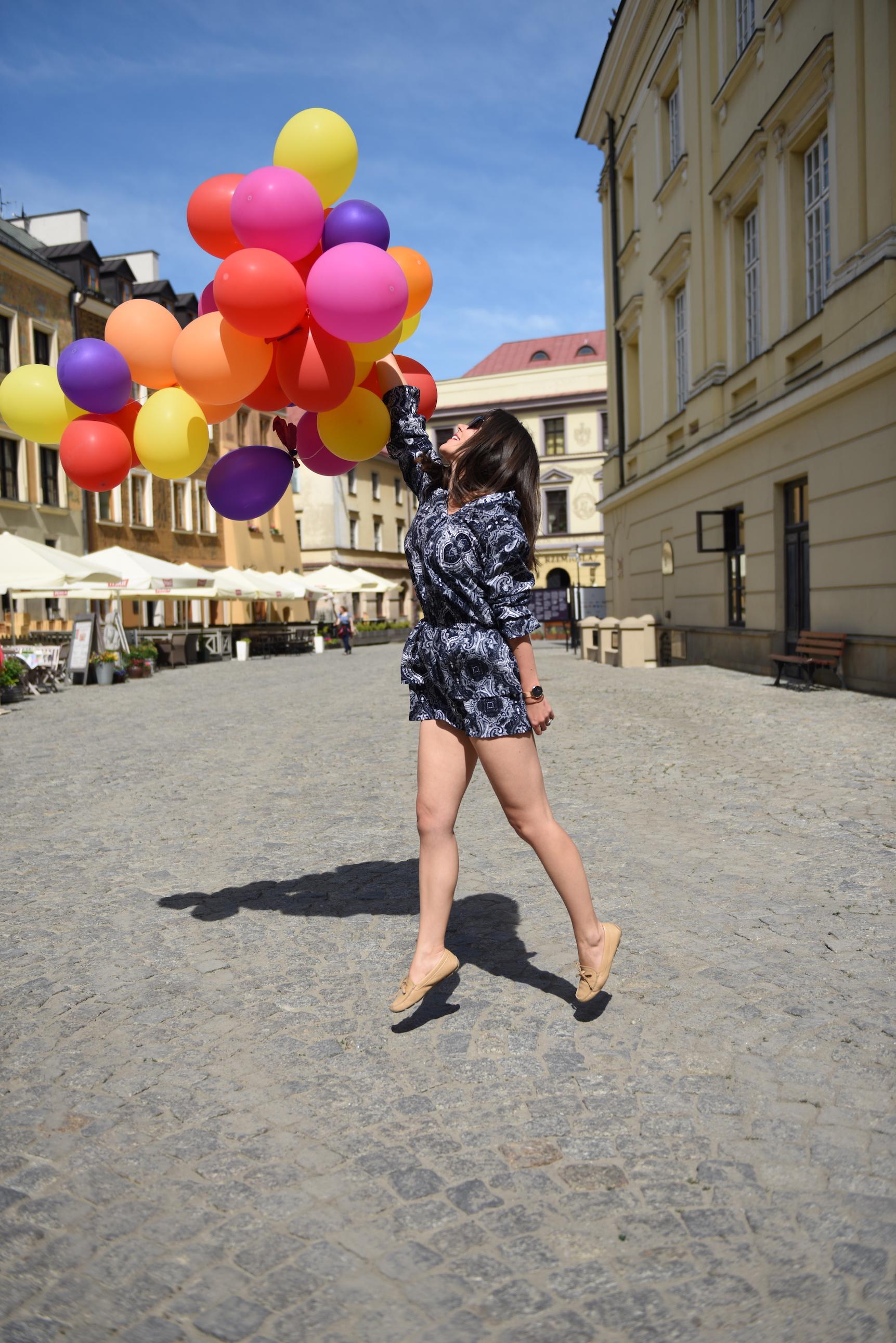 noc kultury lublin balony