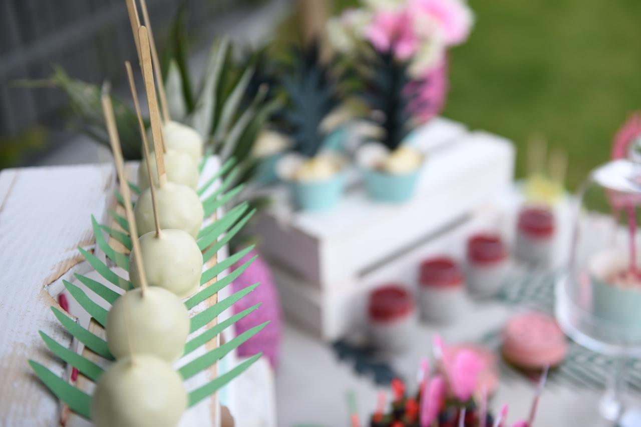 słodki stół wesele