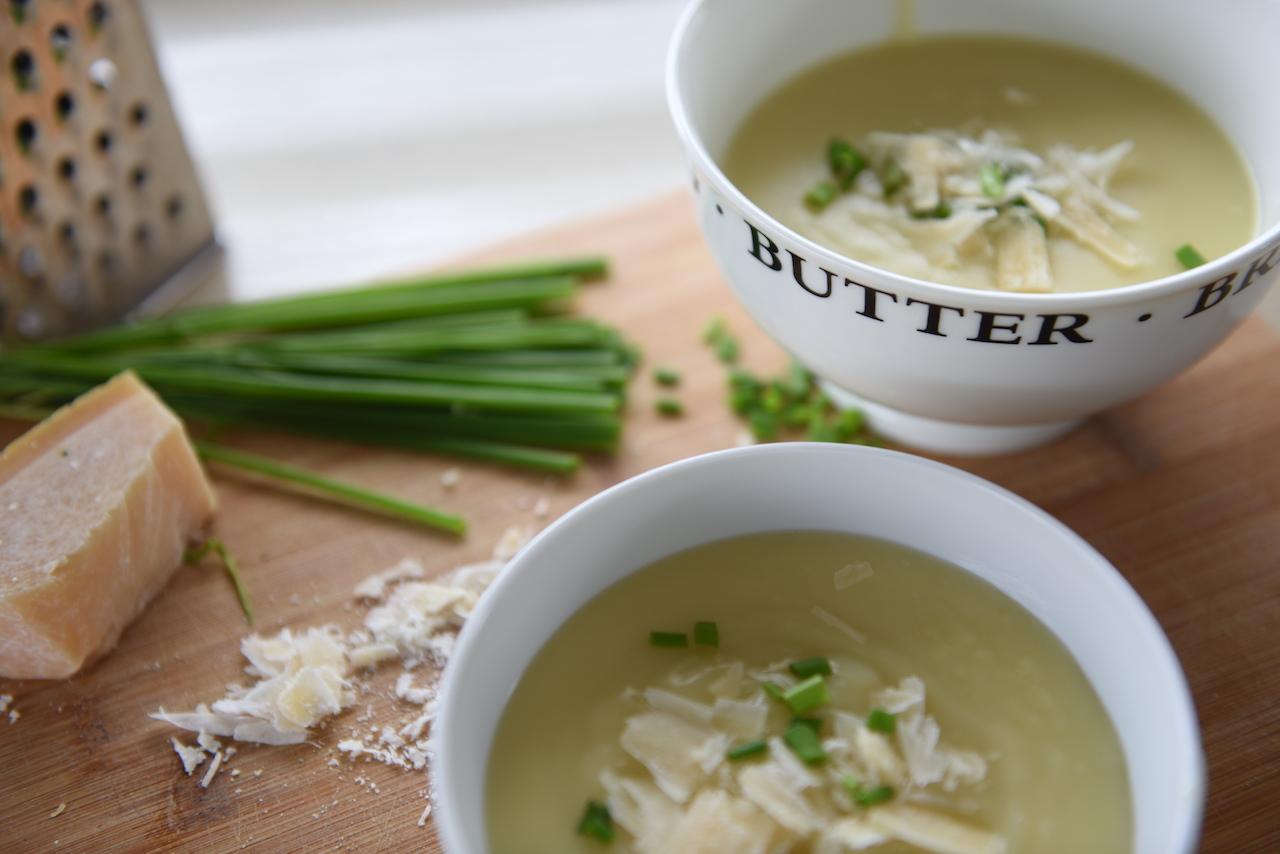 zupa krem z ziemniaka
