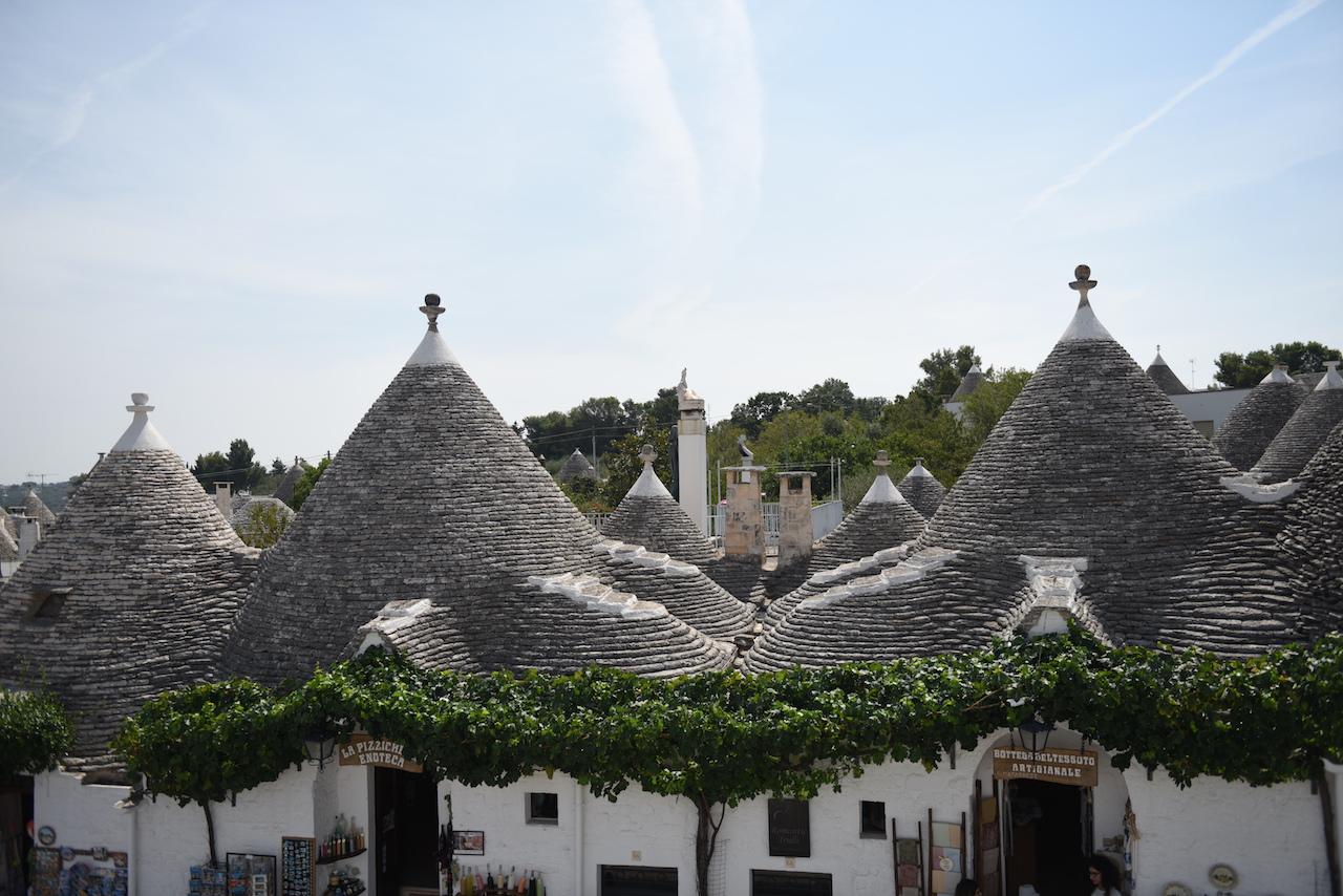 domki alberobello
