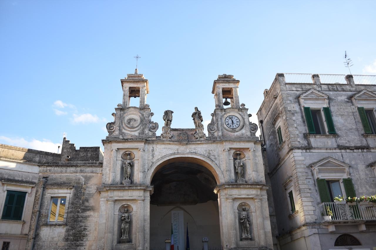 kościół matera