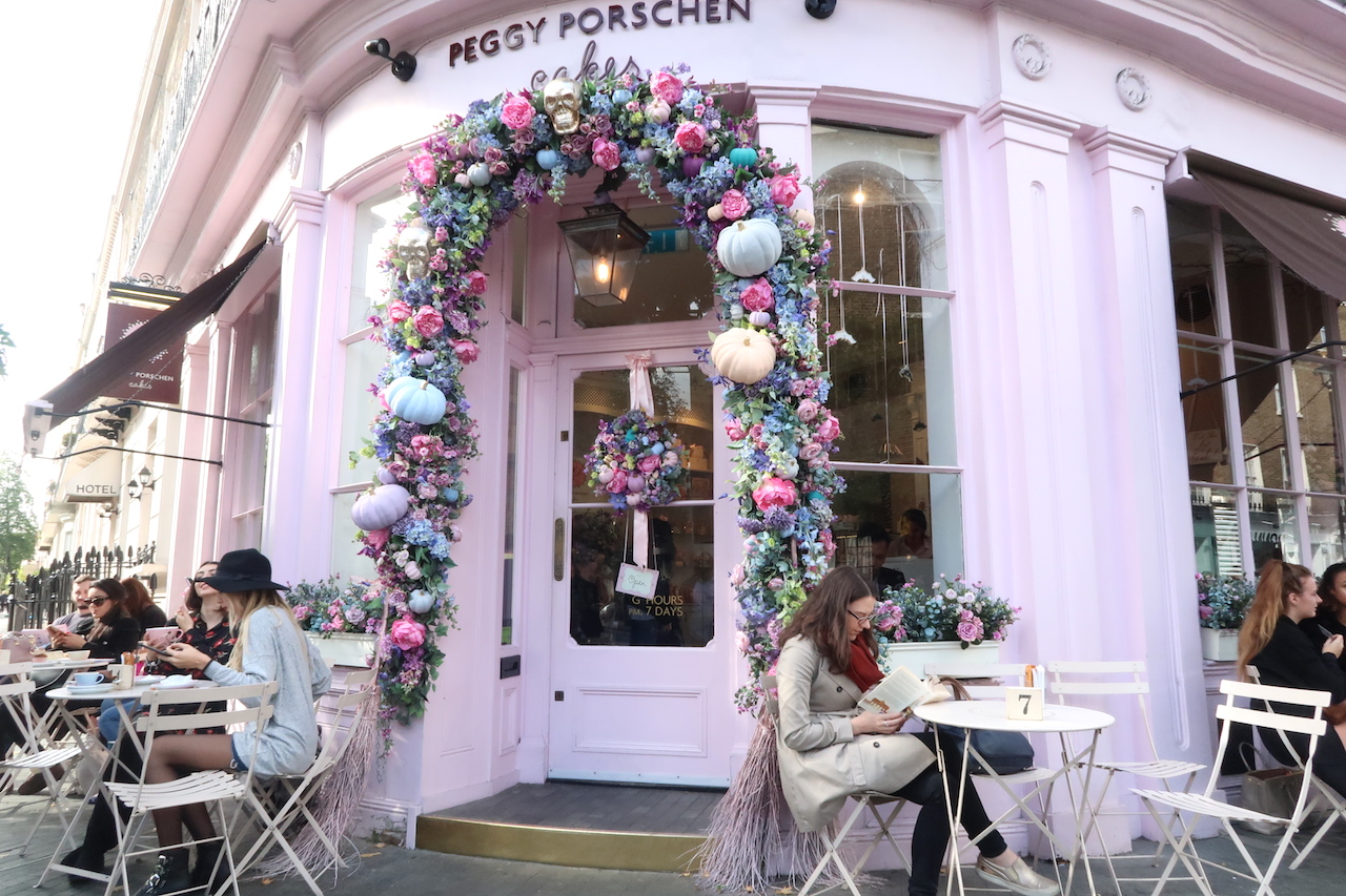 peggy porschen pictures london