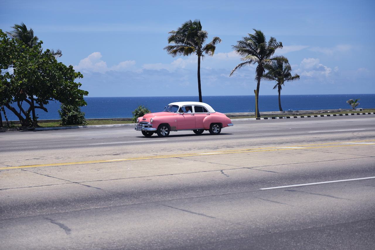 Kolejne zdjęcie zrobione w Hawanie