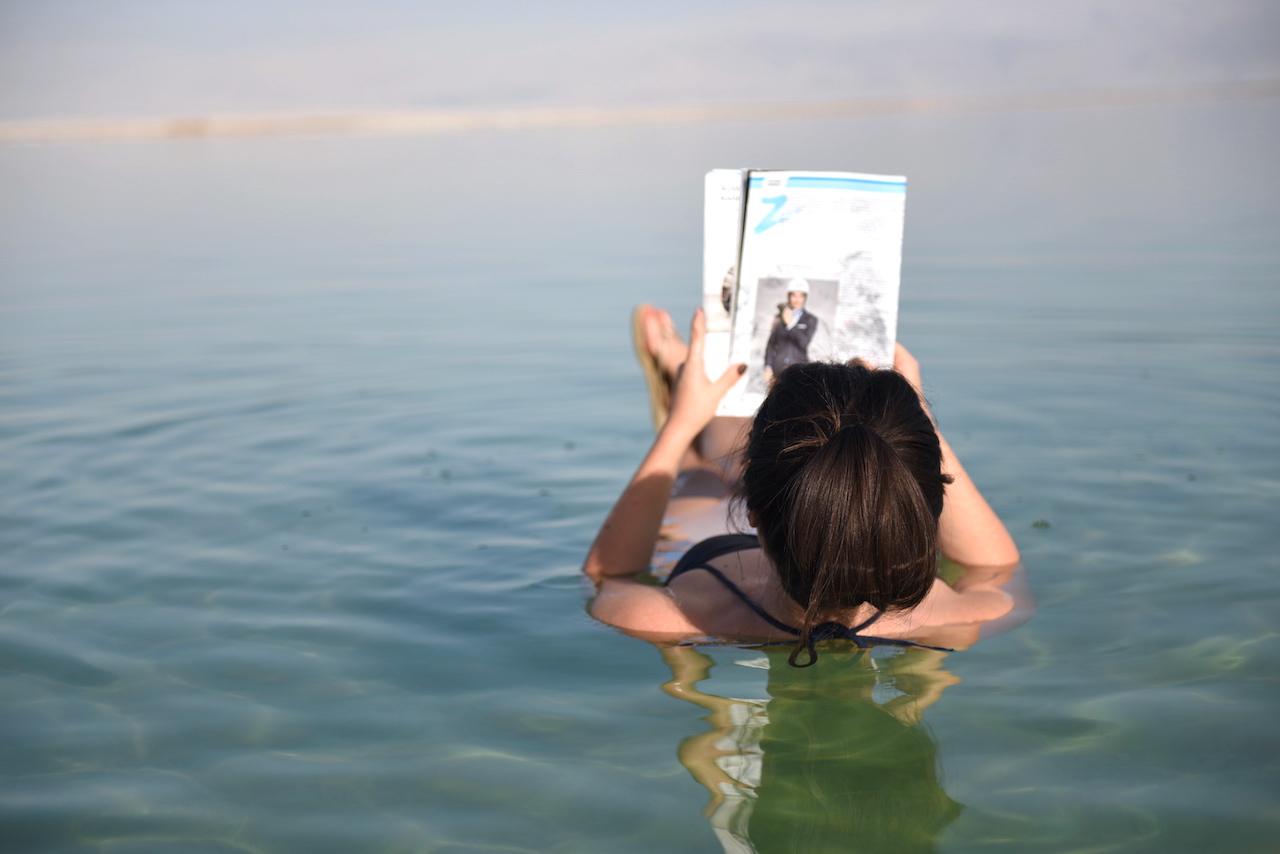 morze martwe jak dojechać