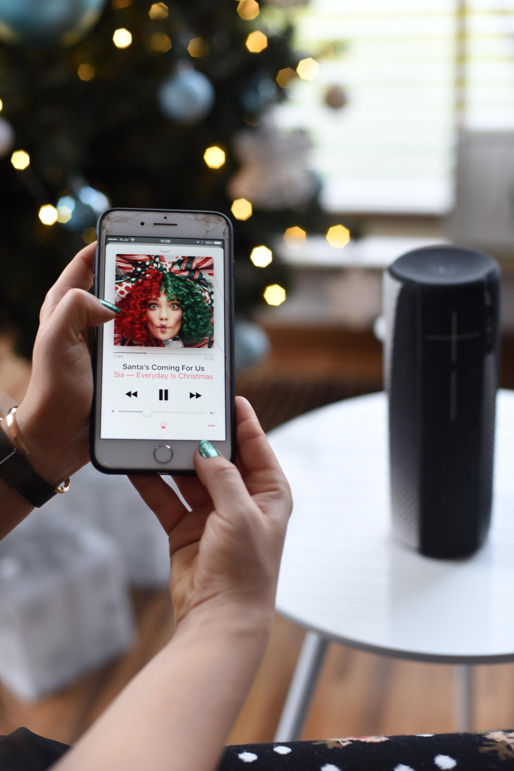 świąteczna płyta sia