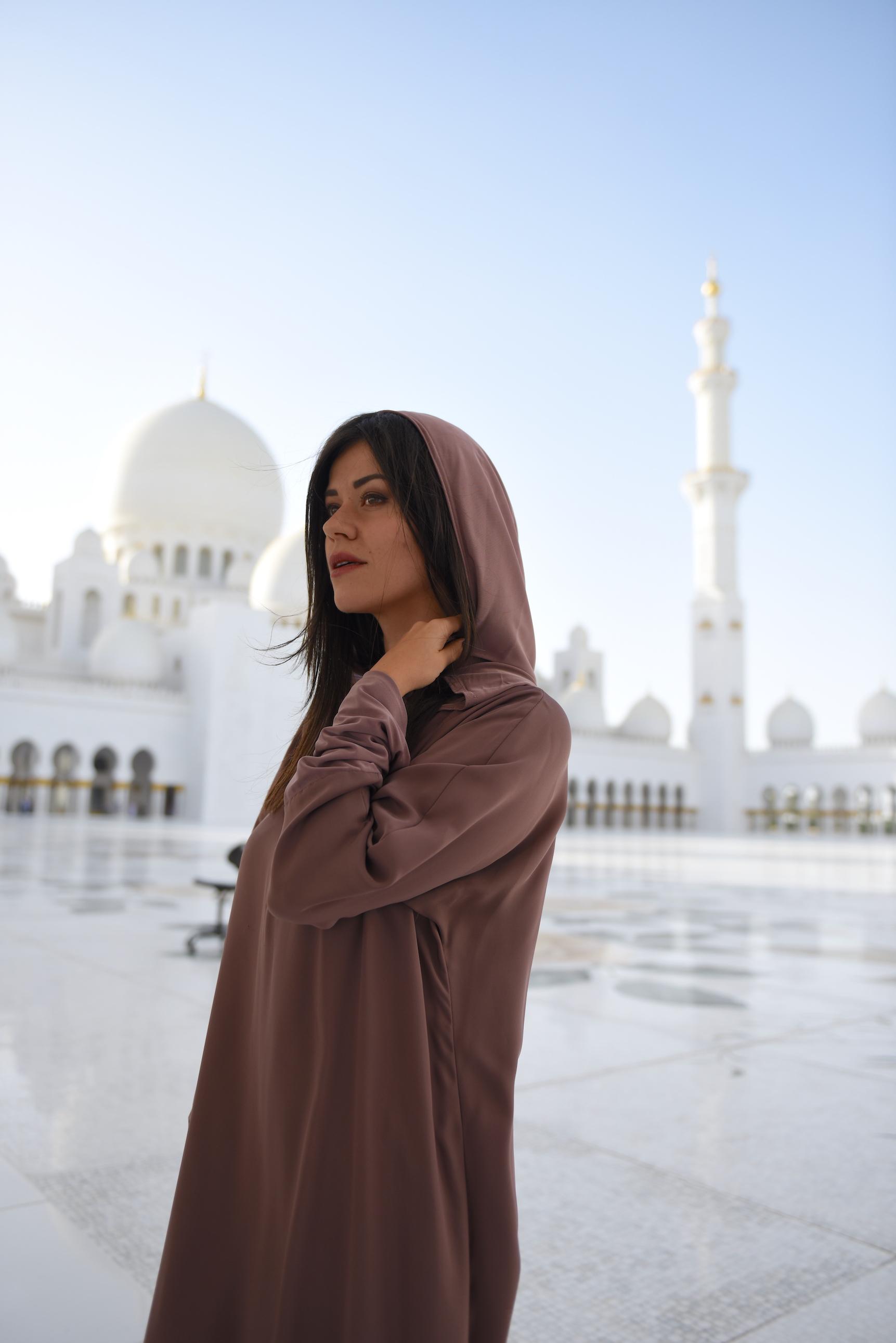 abaja meczet